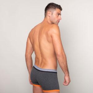 Manor underwear Orange Movement Sive bokserice