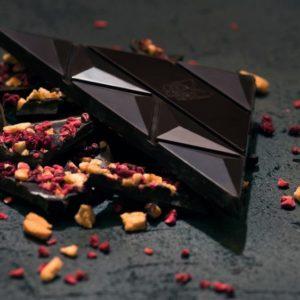 Aguara čokolada posvećena vinu Merlot