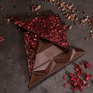 Aguara čokolada posvećena vinu Vranac
