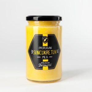 Suncokretov med je nutritivno najbogatiji med zahvaljujući prirodno visokom sadržaju polena, što je i razlog zbog čega se kristalizuje brže od ostalih.