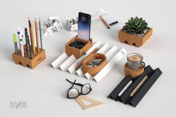 Abovus Val desk ogranizer sets