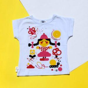 majica za devojcice-REMEK DELO