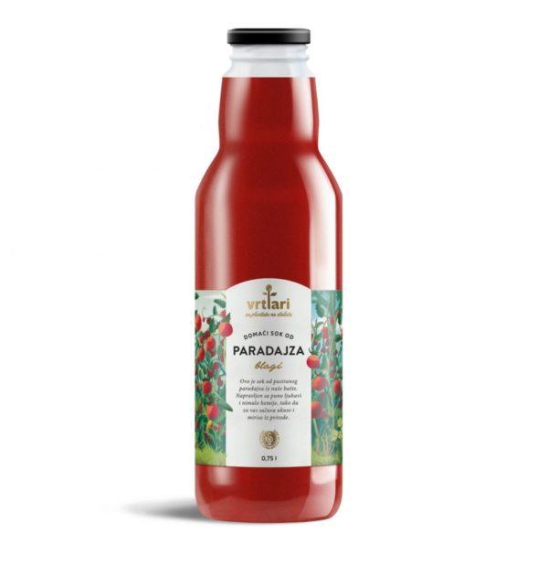 Sok od paradajza blagi 0,75 l