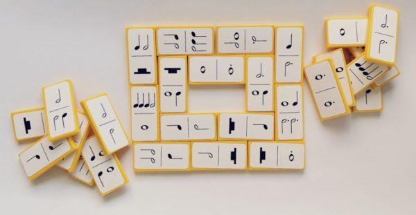 Muzičke domine