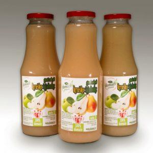 domaci sok od kruske i jabuke