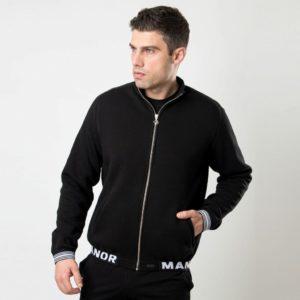 Manor-underwear-Premium-crna-dukserica-1