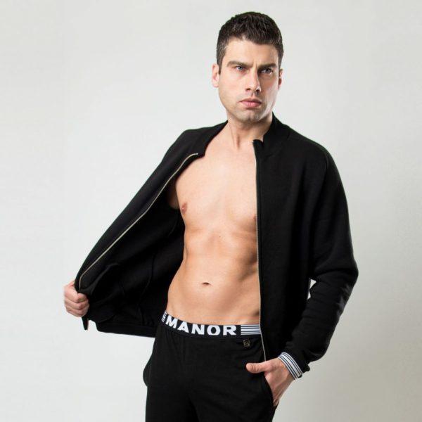 Manor-underwear-Premium-crna-dukserica-4