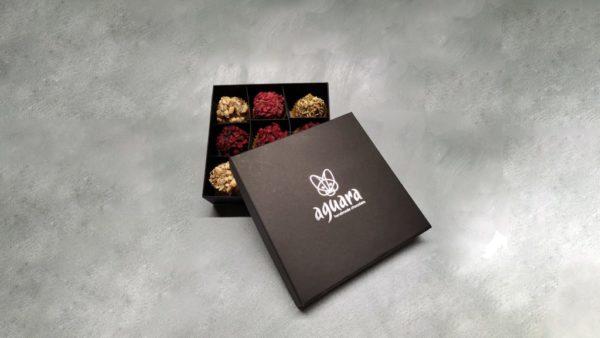 Aguara chocolate truffles
