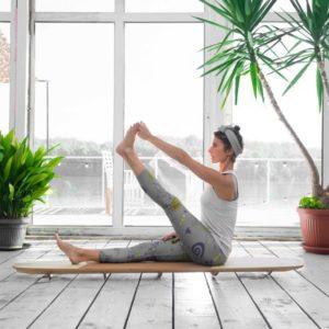 Vežbanje joga