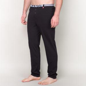 Manor underwear Crna muška pidžama