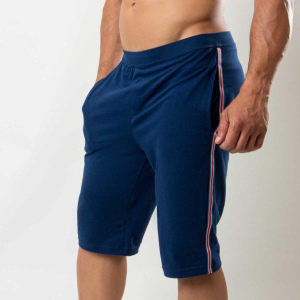 Manor underwear plave muške bermude