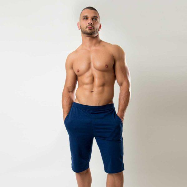 Manor underwear plave muške bermude 2