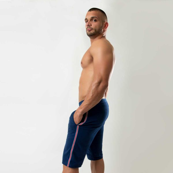 Manor underwear plave muške bermude 3